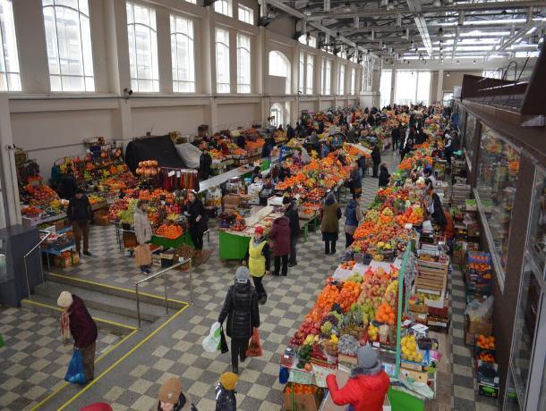 Завершение реконструкции Центрального рынка Ростова оказалось под угрозой