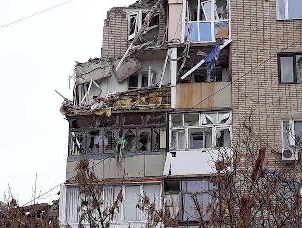 После взрыва в Шахтах многоквартирные дома могут перевести с газа на электричество