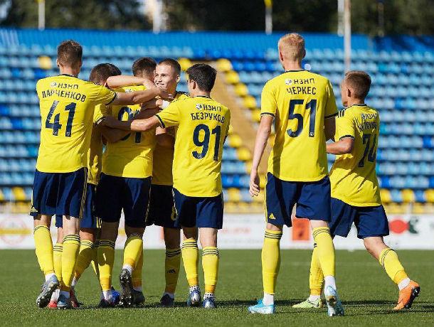 Молодежный состав «Ростова» обыграл «Тамбов» в домашнем матче