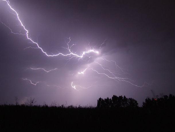 Ливень и ветер: штормовое предупреждение объявили в Ростовской области