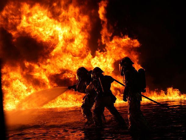Мужчина погиб во время пожара неподалеку от Темерника в Ростове