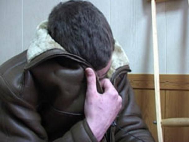 Наркоман разгромил кладбище староверов вСочи