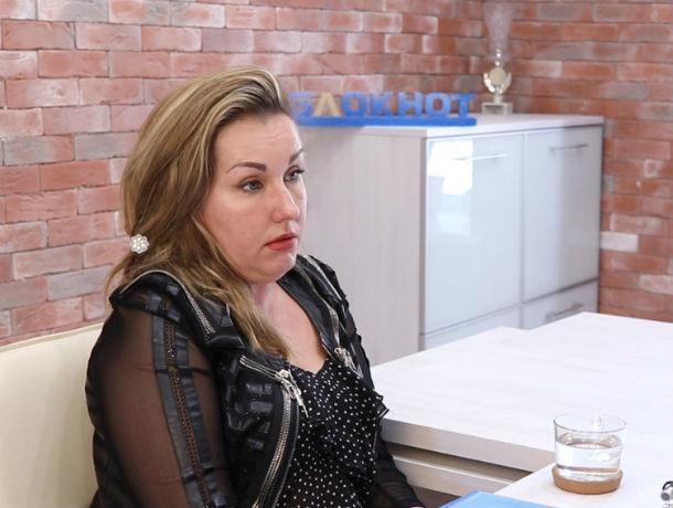 Центр города в Ростове опасен для жизни, - Елена Хатлмаджиян