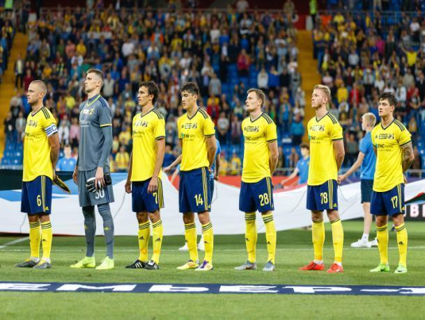 Матч «Ростов» - «Рубин» завершился со счетом 2:1