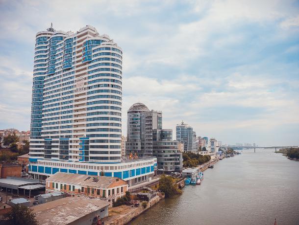 Стоимость квадратного метра в Ростовской области падает, а в Краснодаре - растёт