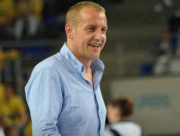 Наставником гандбольного клуба «Ростов-Дон» стал француз Фредерик Бужан