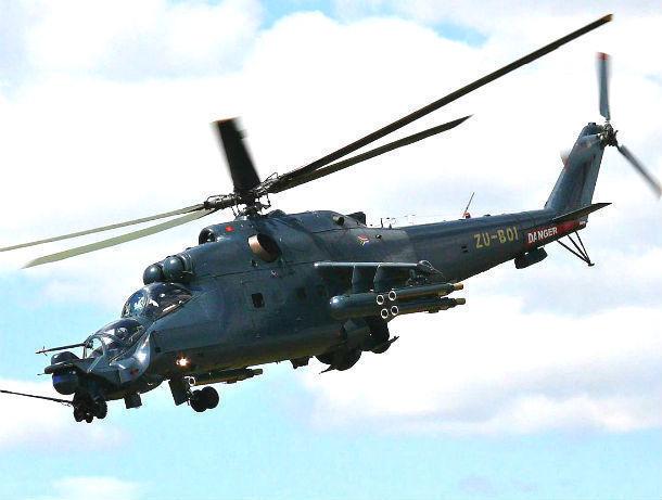 Летевший через Воронеж вертолет едва неврезался вНЛО