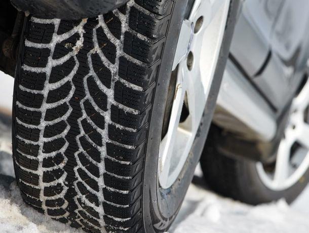 Ростовских автомобилистов не будут штрафовать за летнюю резину зимой