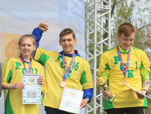 В Первомайской эстафете в Ростове приняли участие две тысячи атлетов