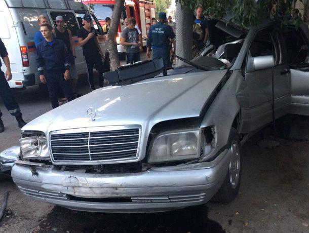 Свидетели: ДТП вцентре Ростова— есть погибший