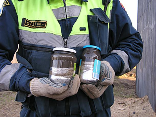 Мужчина торговал найденной во дворе своего дома ртутью в Ростовской области
