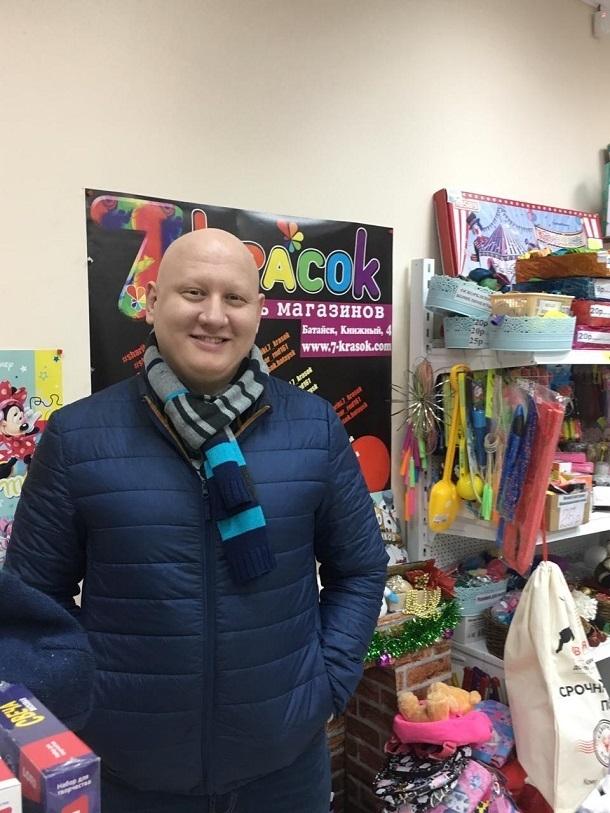 Житель Ростова-на-Дону хочет вернуть спортивную фигуру