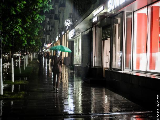 Облачная и дождливая погода ожидает ростовчан в субботу, 25 мая