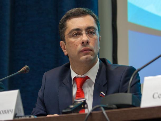 Владимир Гутенев опроверг слухи о своем возможном назначении на пост губернатора Ростовской области