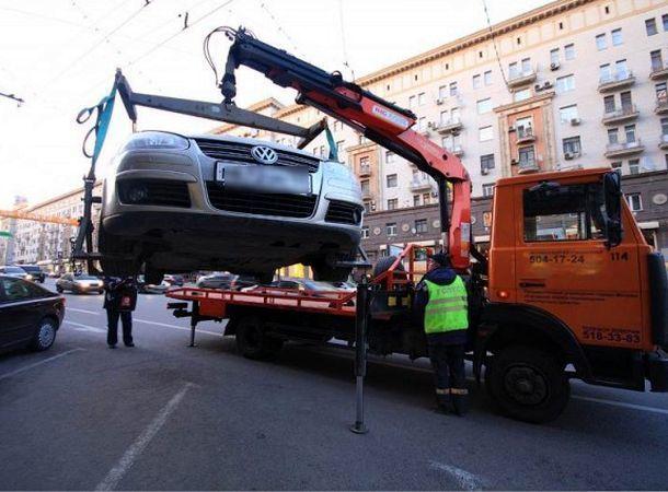Владельцы эвакуированных автомобилей смогут звонить диспетчерам в Ростове