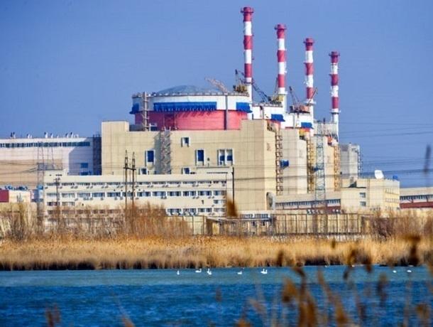 В Волгодонске началась забастовка строителей Ростовской АЭС