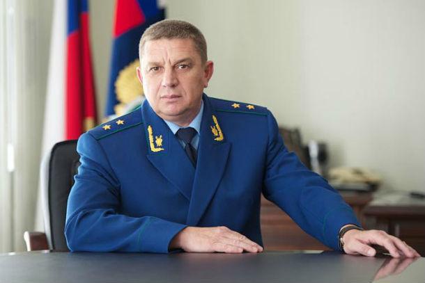Руководитель РФпродлил полномочия обвинителя вРостовской области на 5 лет