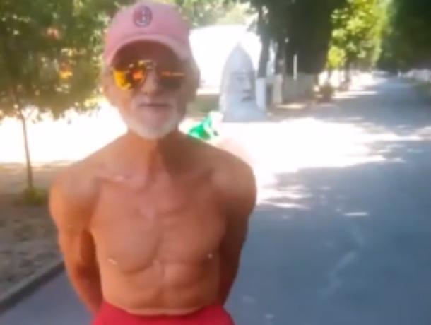 Оргазмические стихи от заводного деда-поэта из Ростова прозвучали на видео