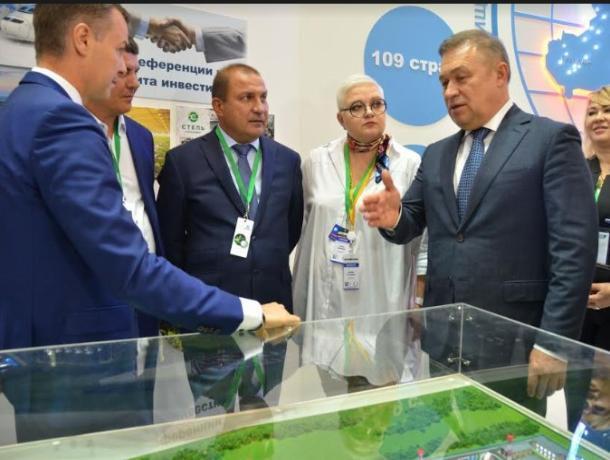 В Ростовской области построят новый зерновой терминал за 2,6 млрд рублей