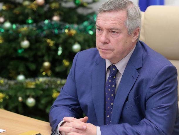 Василий Голубев по итогам года потерял позиции в Национальном рейтинге губернаторов