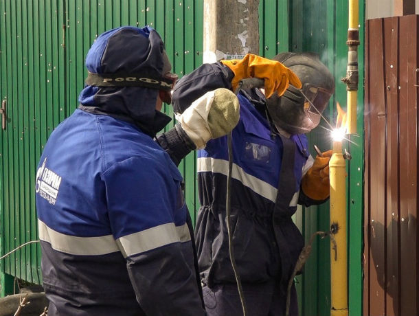 Задолжали 500 миллионов: в Ростове должникам отключили газ