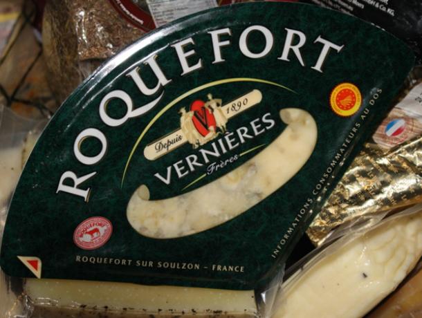 Десятки килограммов мясных деликатесов и французских сыров были уничтожены в Ростове