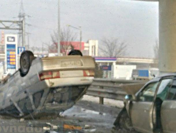 Женщина погибла в трагедии наюжном подъезде кРостову