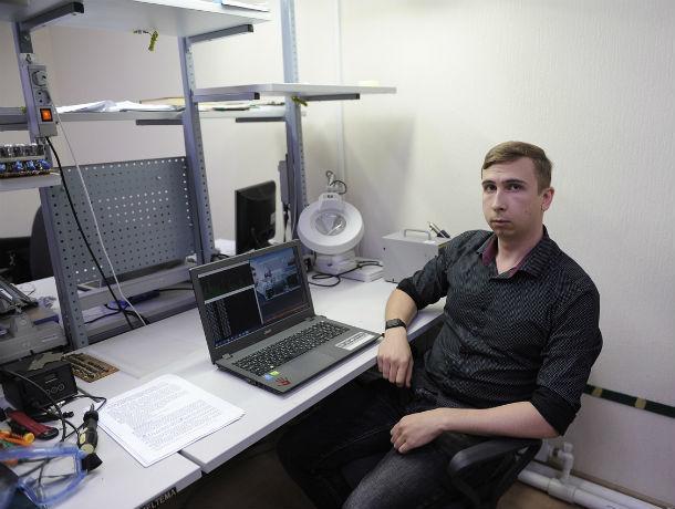 С помощью обычной веб-камеры можно будет следить за дыханием пульсом больных ростовчан