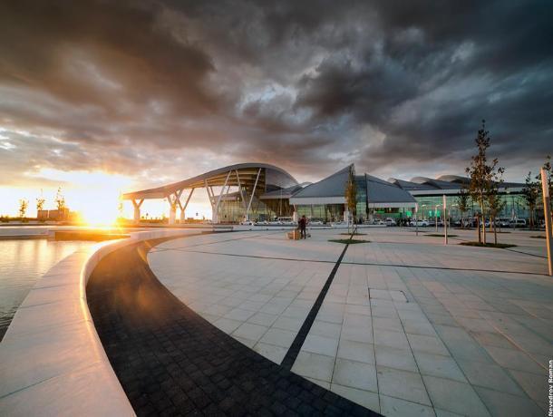 За первый квартал этого года аэропорт Платов перевез 677 тысяч человек