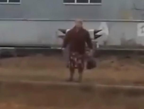 «Уродливыми свиньями» назвала пассажиров автовокзала темпераментная дама в Ростовской области