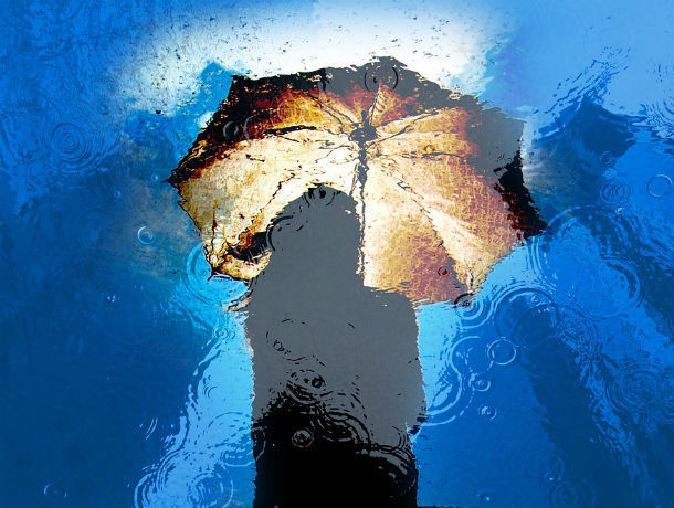 Теплой, но дождливой будет погода на День города в Ростове