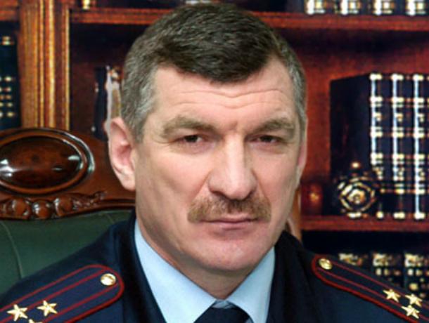 Муслим Даххаев назначен врио руководителя ГУФСИН Ростовской области