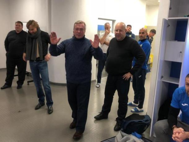 Президент «Ростова» рассказал, откуда в клубе долги