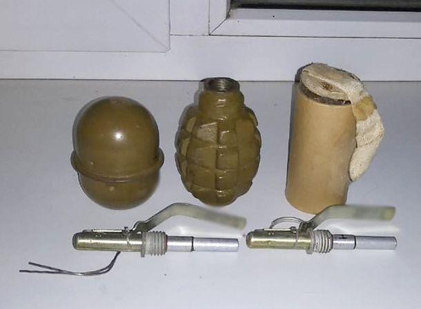 Квартиру с гранатами и патронами купил житель Ростова