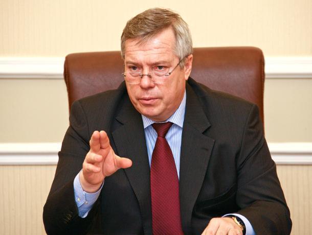 Губернатор Ростовской области «нагрузил» своих замов новыми обязанностями