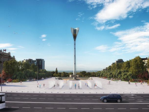 Временному главе администрации Ростова не понравился проект реконструкции Театральной площади