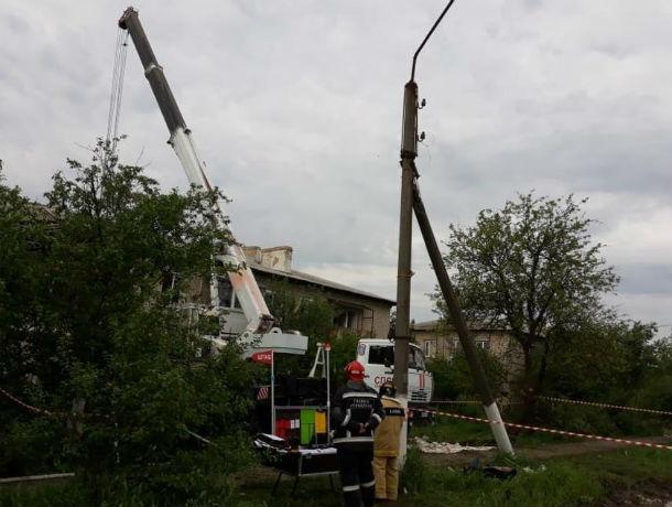 Пострадавшие от взрыва в Каменском районе получат помощь из бюджета Ростовской области