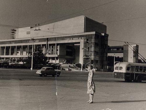 Тогда и сейчас: Ростовский театр драмы имени Горького