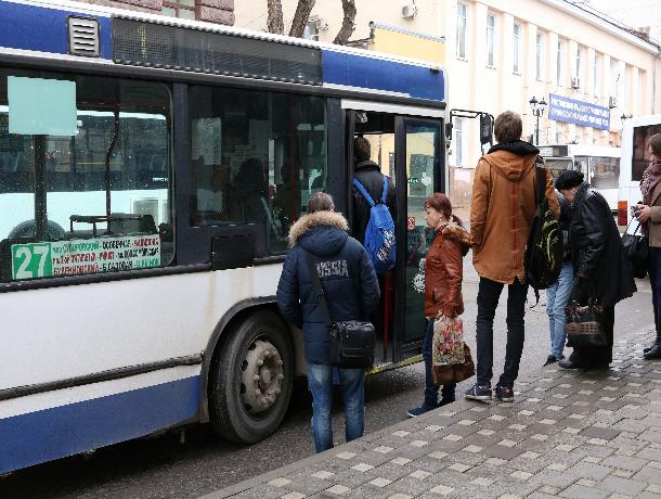 С начала года дептранс нашел у ростовских перевозчиков пять тысяч нарушений