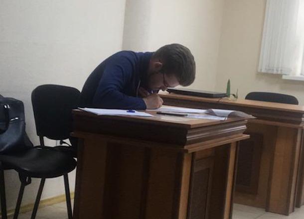 Пять месяцев пешком: суд лишил прав пиарщика ФК «Ростов»
