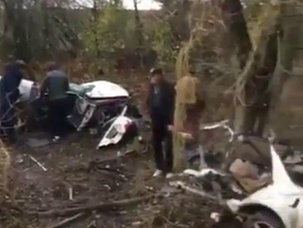 Шофёр умер в ужасной трагедии надороге изРостова вСтаврополь