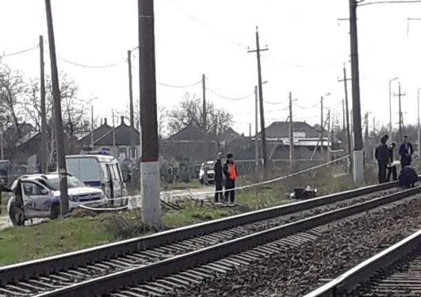 Под Таганрогом взорвался товарный вагон состава из Луганска
