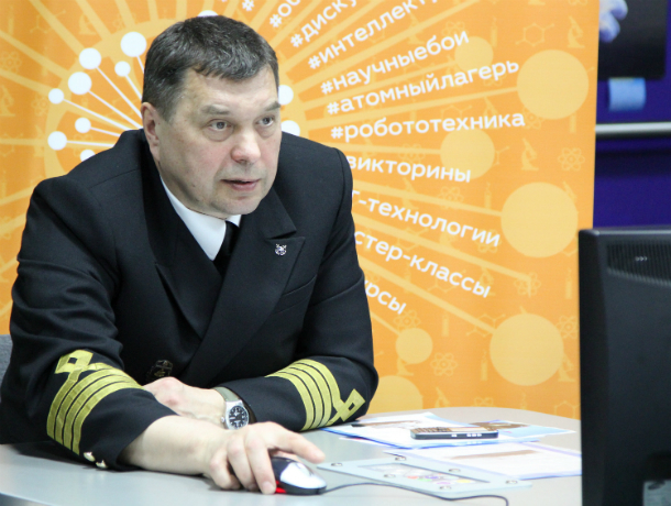 Жаркий «Морской бой» с курсантом из Ростова закончился фиаско для матерого капитана Росатомфлота