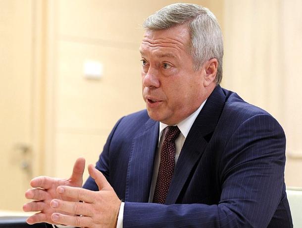 Губернатор Ростовской области выступил против мягкотелых чиновников