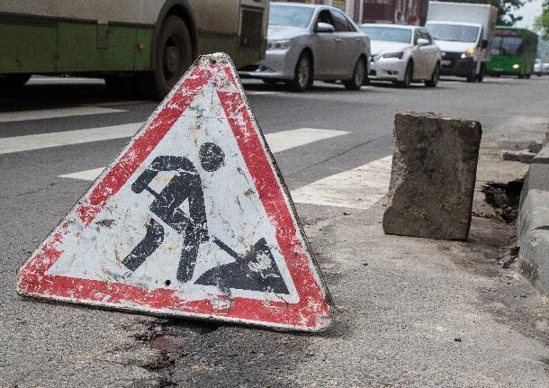 На Доломановском до конца года ограничат движение транспорта
