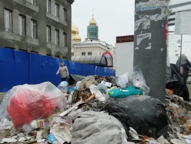 «Мы задыхаемся от мусора», - ростовчане снова жалуются на ГК «Чистый Город»