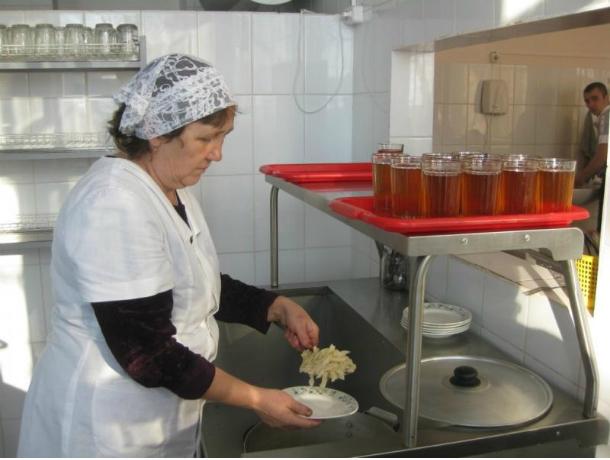 Питание горожан в больницах, школах и детских садах крайне обеспокоило ростовчан