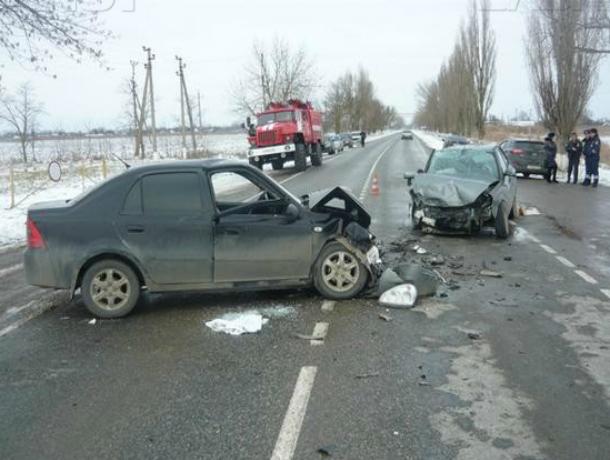 Три человека погибли вДТП вРостовской области