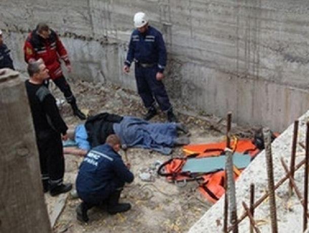 ВРостове настройке рабочий упал с13 этажа