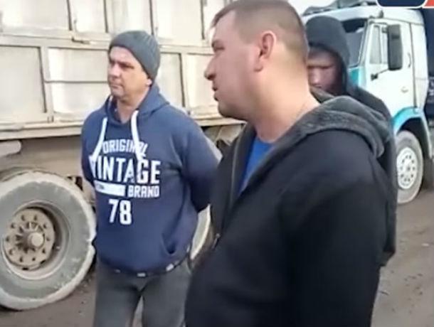 В Ростовской области перевозчики зерна устроили забастовку